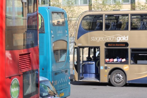 Councils to install new temporary bus gates in Oxford as part of the next stage of recovery