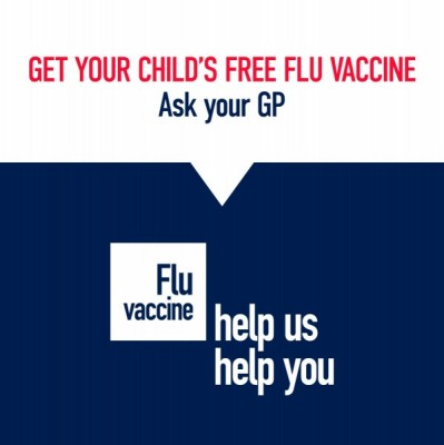 Parents urged to have their children vaccinated against flu