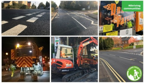 Our road repair investment pays dividends – with more to come