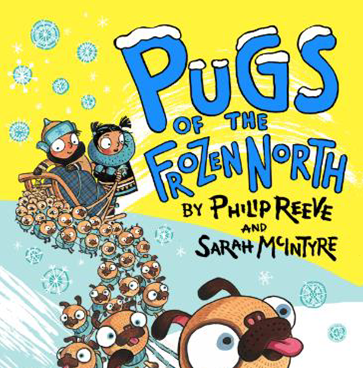 Pugs of the frozen north book cover